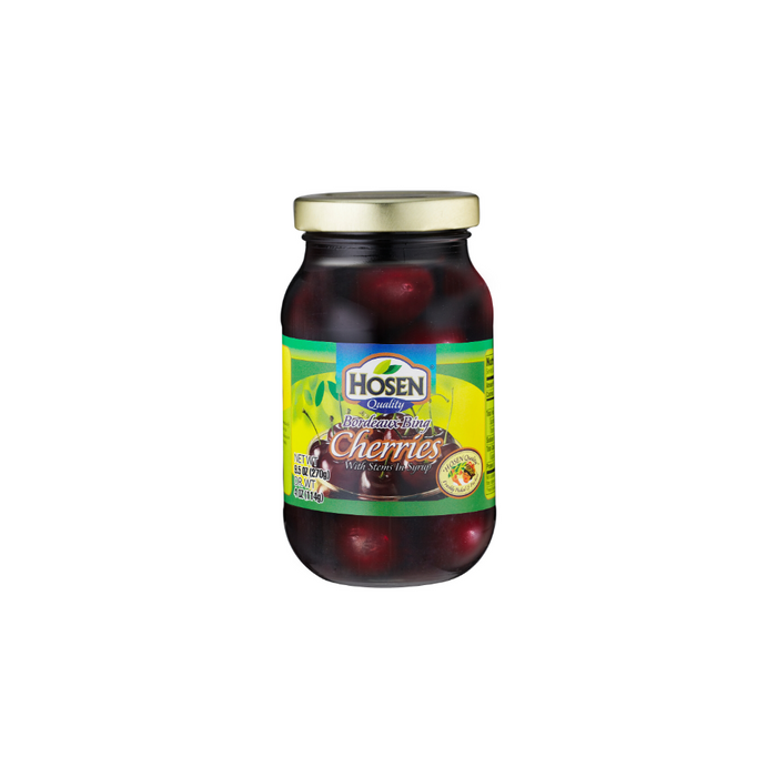 Hosen Bordeaux Bing Cherries 9.5oz