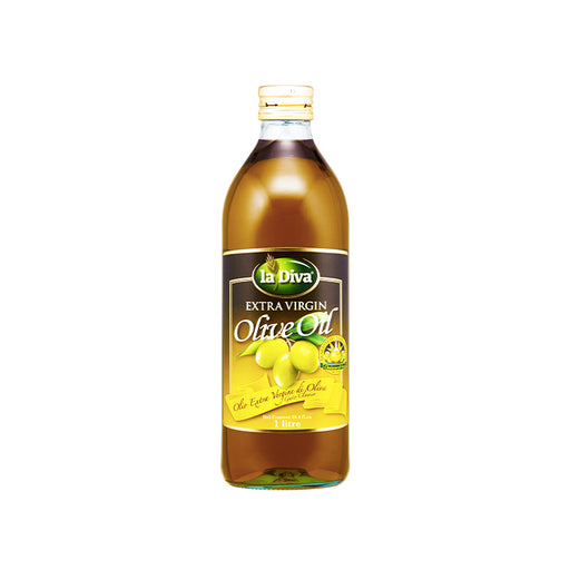 La Diva Extra Virgin Olive Oil 1L