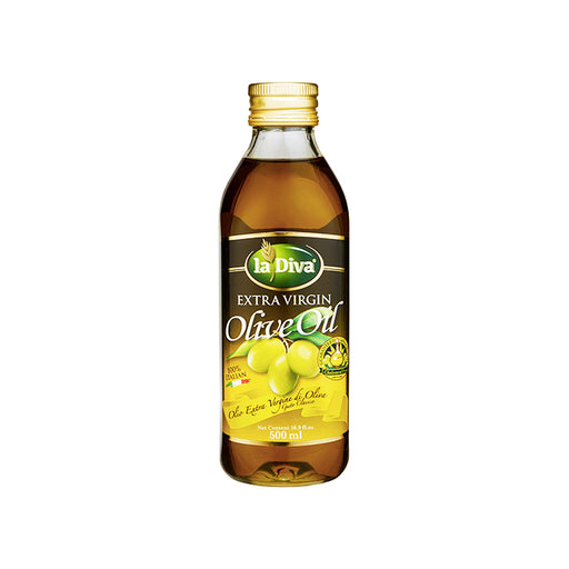 La Diva Extra Virgin Olive Oil 500ml