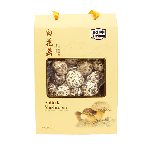 Fortune White Flower Shiitake Mushrooms 200g