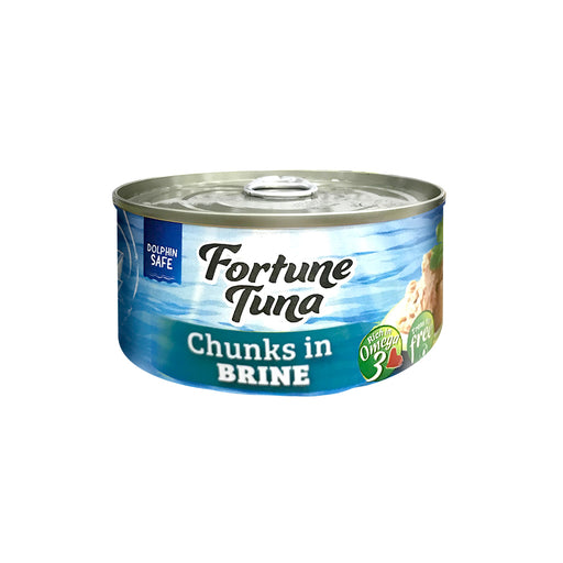 Fortune Tuna Chunks in Brine 185g