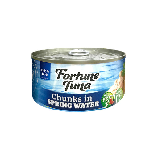 Fortune Tuna Chunks in Spring Water 185g