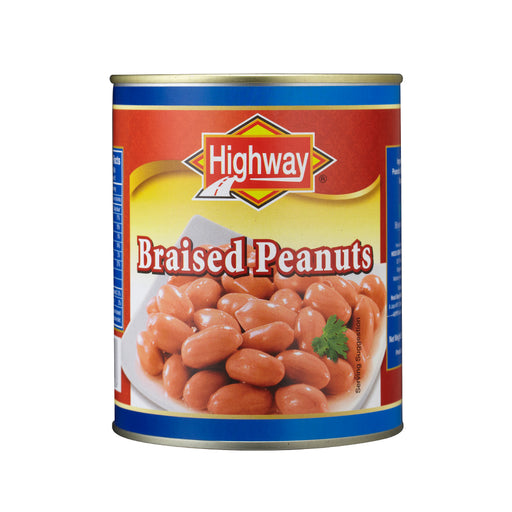 Highway Braised Peanuts 850g