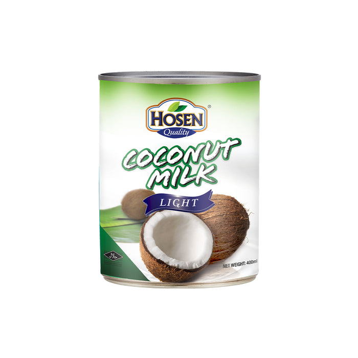 Hosen Light Coconut Milk 400g