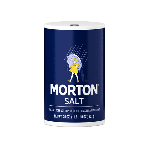 Morton Table Salt 26oz