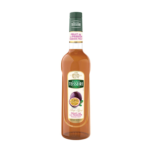 Mathieu Teisseire Passionfruit Syrup 70cl