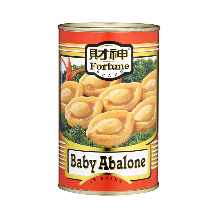 Fortune Baby Abalones 425g (30p)