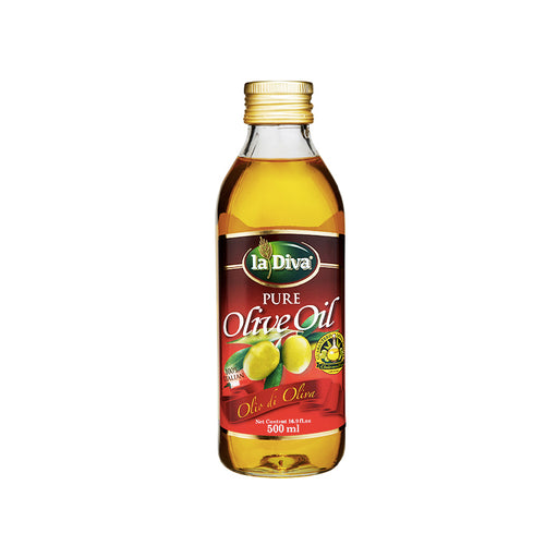 La Diva Pure Olive Oil 500ml