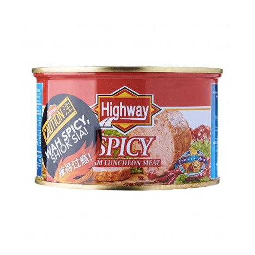 Highway Ham Spicy Luncheon Meat 397g