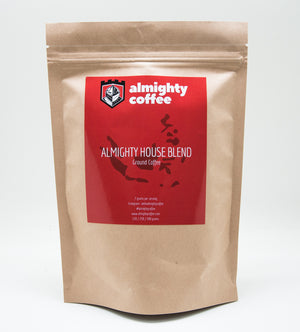 Almighty House Blend (250g pack)