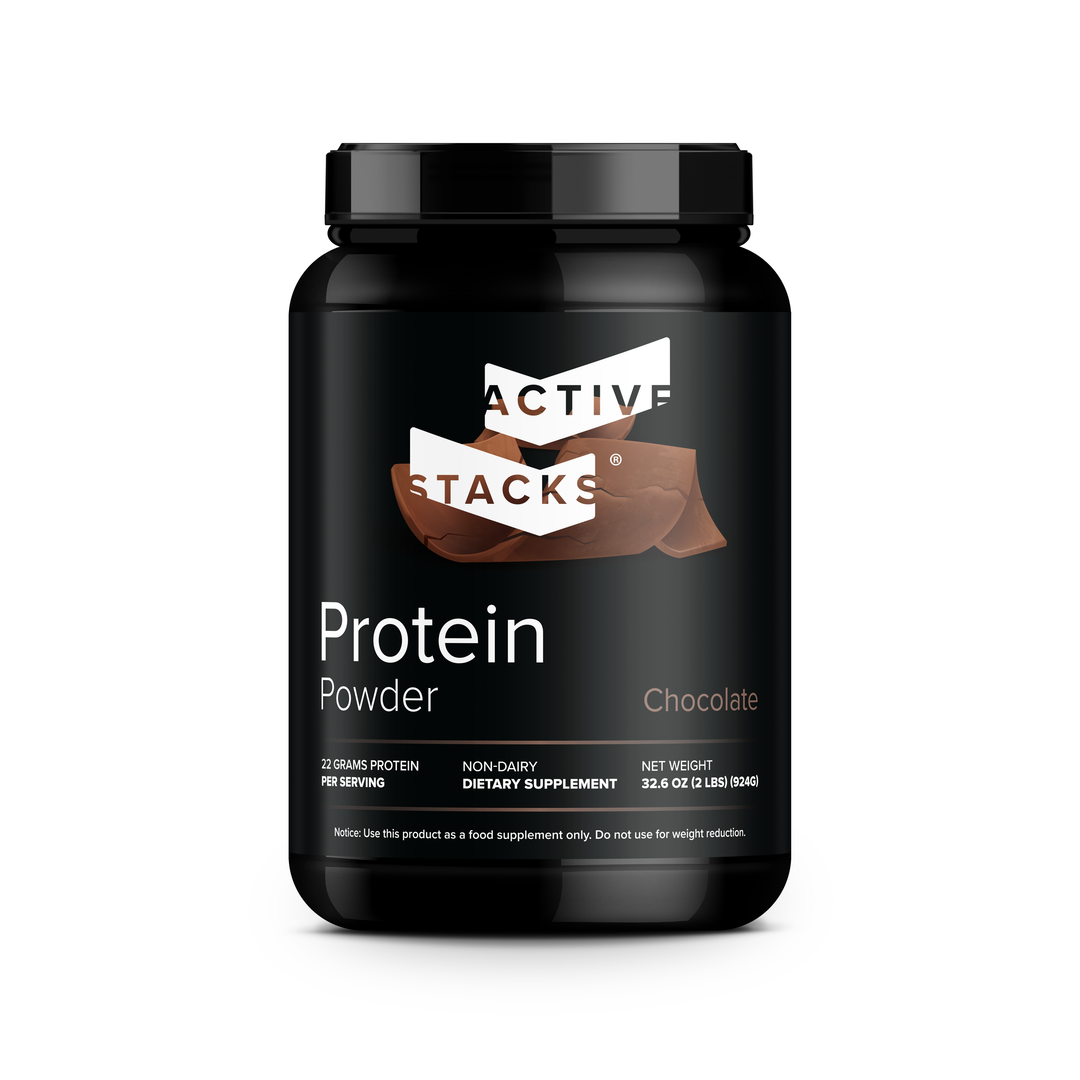 Active Stacks Beef Boost Protein Powder - Chocolate 2lb