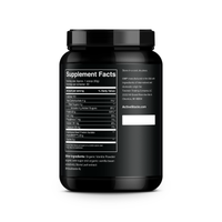 Active Stacks Beef Protein Powder - Vanilla 2lb