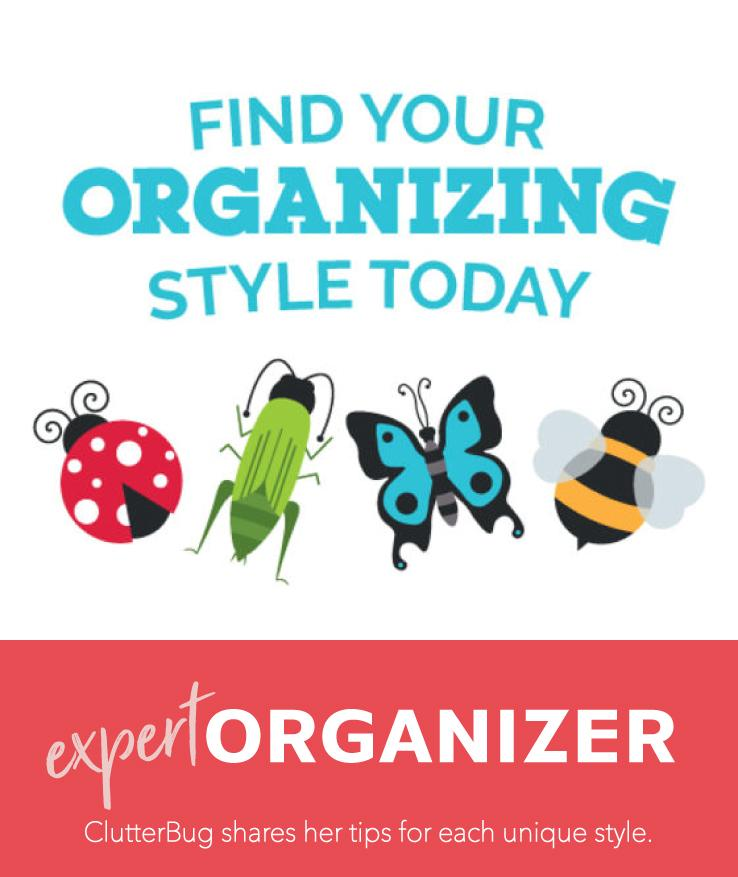 Knowing your organizing style can change your life! Here's how!
