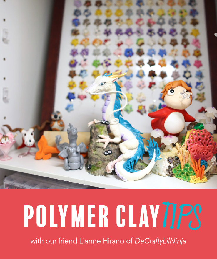 Polymer Clay - Tips and Tricks
