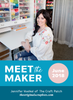 Meet The Maker: Jennifer Voelkel of The Craft Patch