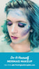 Mermaid Makeup Tutorial with Kali Chris