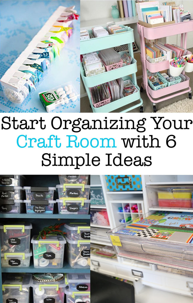New Year Resolution: Organize