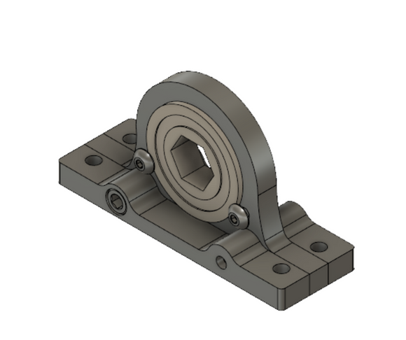 Practiframe Pillow Block Bearing