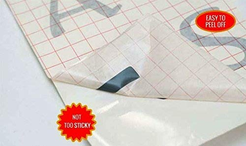Jh Best Crafts12 X 10 Feet Roll Transfer Paper W Grid