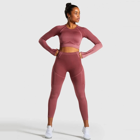 Tone Up 2 Piece Workout Outfit