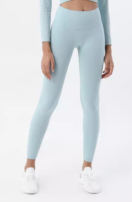 Push Up Seamless High Waist Legging