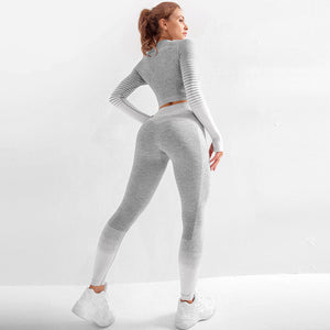 2 Piece Workout Outfits - Limited Edition - Dcoup.com