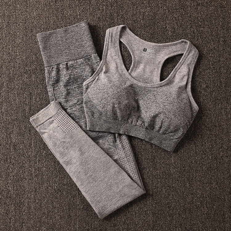 Vantage Two Piece workout Suit - Dcoup.com