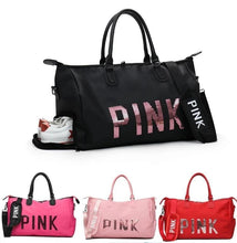 Load image into Gallery viewer, Pink Fitness Handbag