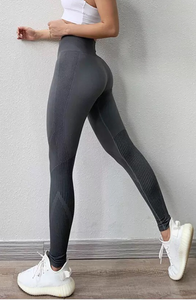 Hip Lifting Tummy Control Legging - Dcoup.com