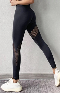 Tummy Feel Squats Legging - Dcoup.com