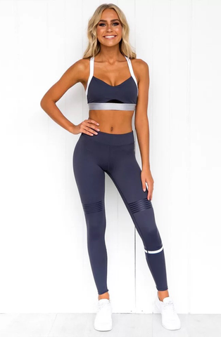 Workout Two Piece Set - mydiscount-lk