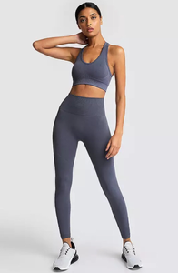 Colors Love 2 Piece Workout Outfit - Dcoup.com