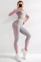 Load image into Gallery viewer, 2 Piece Workout Outfits - Limited Edition - Dcoup.com