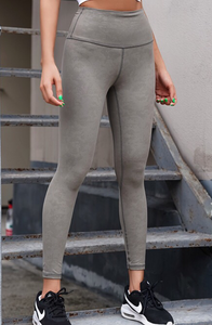 High Waisted Power Hold Align Legging