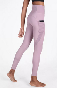 High Waisted Thin Style Pocket Legging