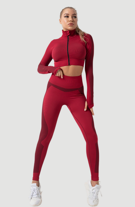 Fitness 365 Seamless 2 Piece Set