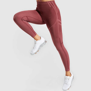Geo seamless legging