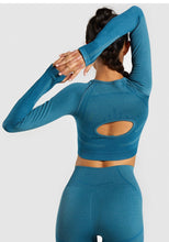 Load image into Gallery viewer, Tone Up 2 Piece Workout Outfit