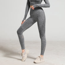 Load image into Gallery viewer, Seamless Tummy Control  Leggings - Dcoup.com