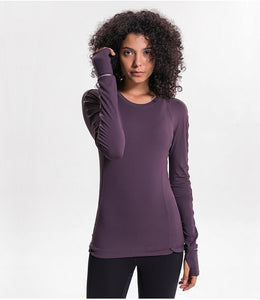 Zipperd Pocket Running Top