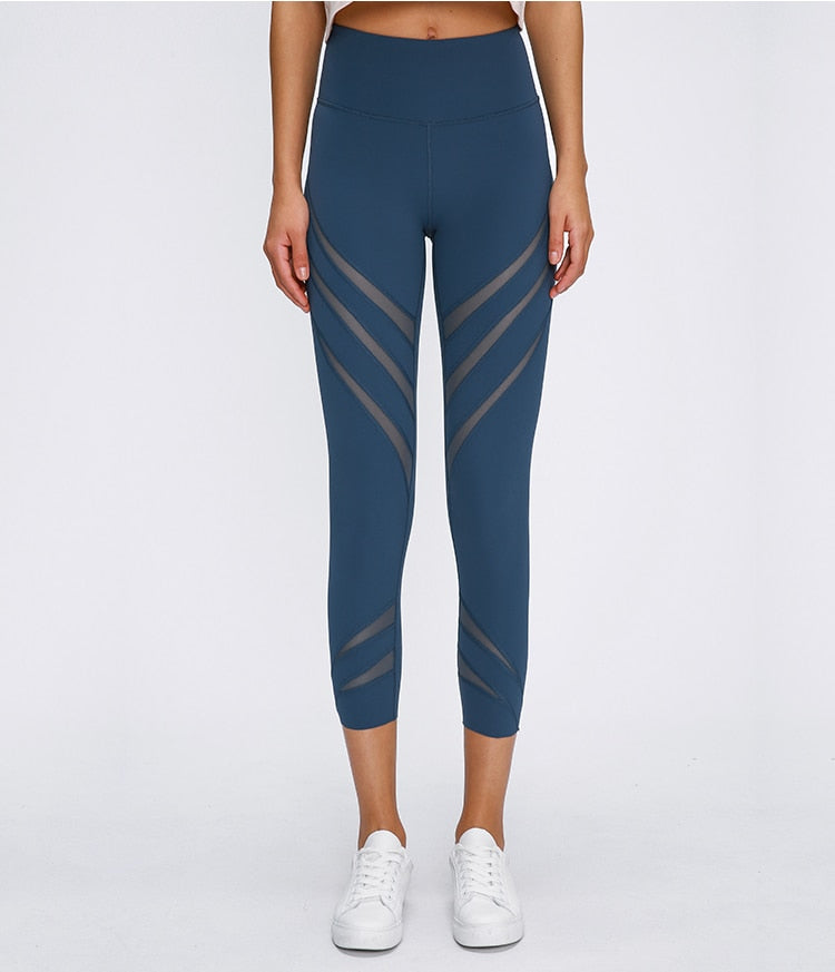 Panel Breathable Mesh Pant