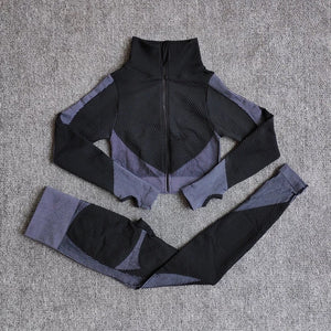 Back to gym 2 Piece Outfit - Dcoup.com