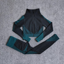 Load image into Gallery viewer, Back to gym 2 Piece Outfit - Dcoup.com