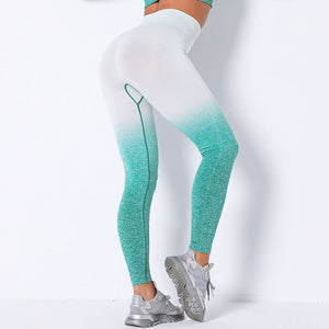 Curve Power High Waist Seamless Legging