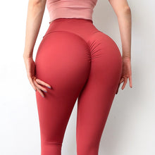 Load image into Gallery viewer, High Waisted Hip Push Up Legging