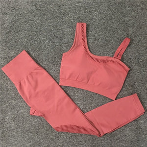 Hollow Out 2 Piece Set