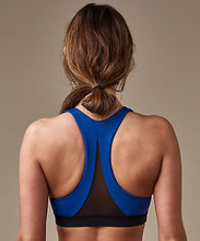 Load image into Gallery viewer, Racerback Mesh Ventilation Bra