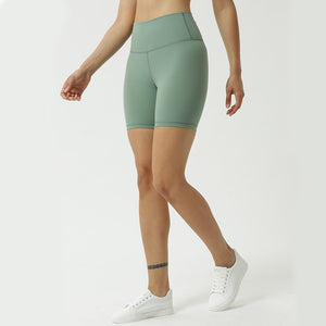 High Waist Ultra Stretch Shorts