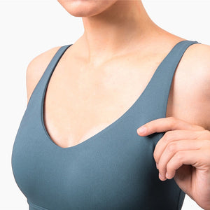 Soft And Breathe Push Up Bra