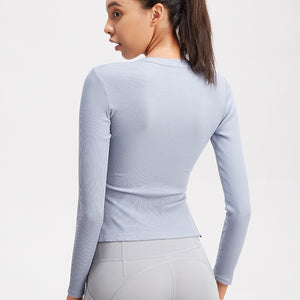 Hype Quick Dry Breathable Workout Top